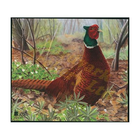 JVD Animal Target Face - Pheasant Image 1