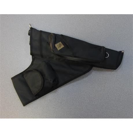 Cartel Quiver - Black R/H No Belt Image 1