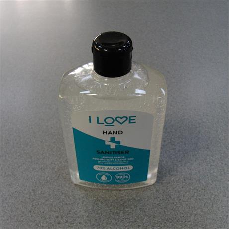 Hand Sanitiser 70% - 500ml Flip Top Image 1