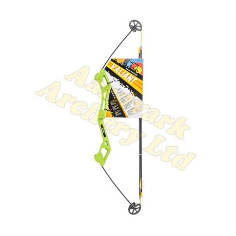 Bear Youth Compound Bow Package - Valiant Image 1