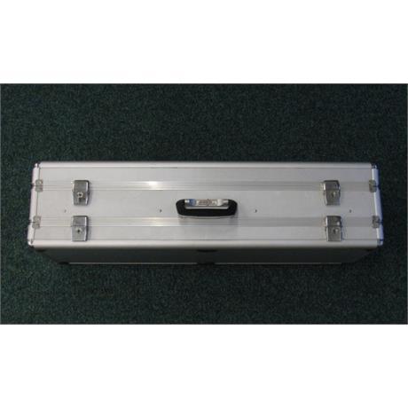 Shocq Double Recurve Hardcase Silver Image 1