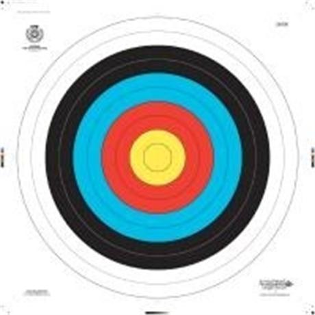 Arrowhead Target Face - 40cm Image 1