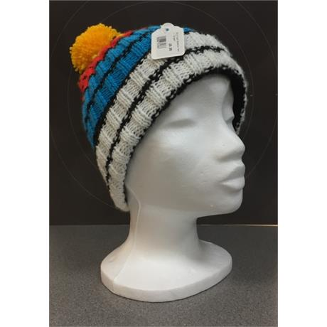 Knitted Bobble Hat - Target Image 1