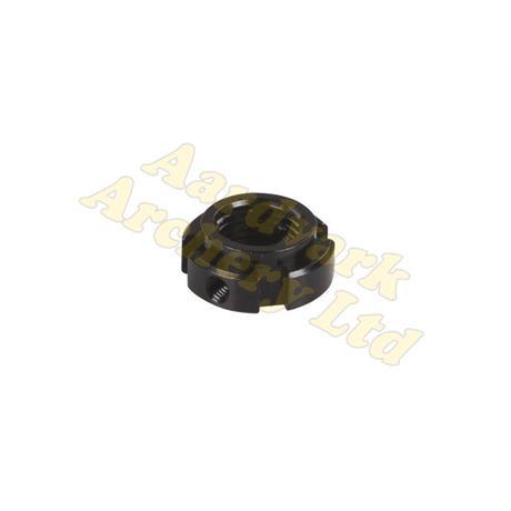 Beiter Button Part - Nut 662 + 667 - Black Image 1