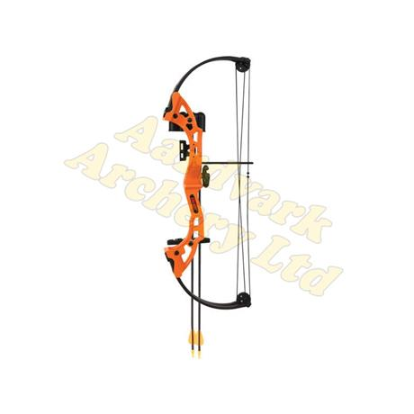 Bear Youth Compound Bow Package - Brave 3 Image 1