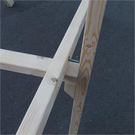 Ard Target Stand - 90cm Foam Thumbnail Image 6