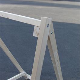 Ard Target Stand - 130cm Foam Thumbnail Image 2
