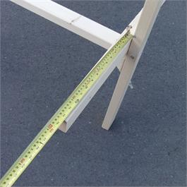 Ard Target Stand - 130cm Foam Thumbnail Image 5