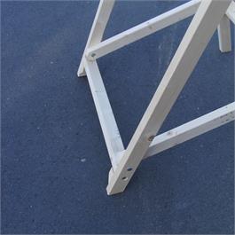Ard Target Stand - 90cm Foam - Low Thumbnail Image 5