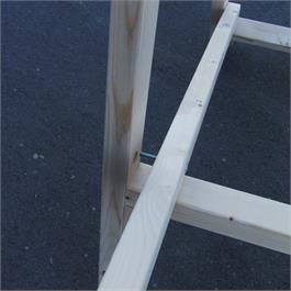 Ard Target Stand - 90cm Foam - Low Thumbnail Image 6