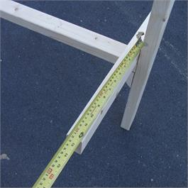 Ard Target Stand - 90cm Foam - Low Thumbnail Image 7