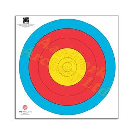 JVD Target Face - 60cm Single Spot thumbnail