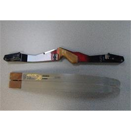 """Atletic LH 68"""" Recurve Bow 37lbs thumbnail"""