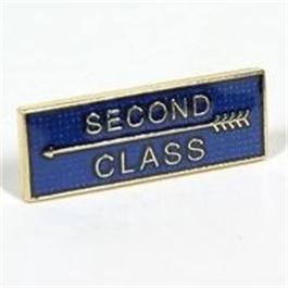 2nd Class Badge thumbnail