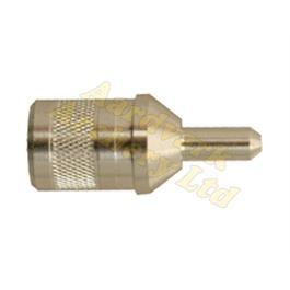 Carbon Express Pin Nock Adapter - .284 x12 thumbnail