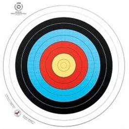 Arrowhead Target Face - 60cm thumbnail