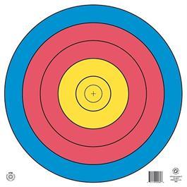 Arrowhead Target Face - 80cm Single Spot thumbnail