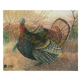 JVD Animal Target Face - Turkey thumbnail