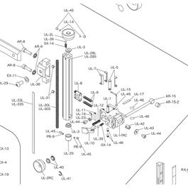 Shibuya Ultima Part - UI-39 Nylon Click Ball Thumbnail Image 1