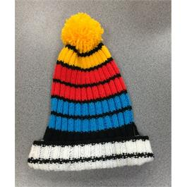 Knitted Bobble Hat - Target Thumbnail Image 4