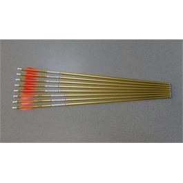"""8 x Aluminium Arrows 28"""" Total thumbnail"""