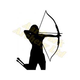 Arctec Archery Sticker - Barebow thumbnail