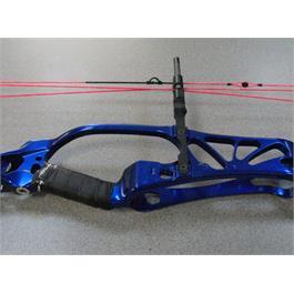 Hoyt Prevail R/H Blue 50-60lb Thumbnail Image 4