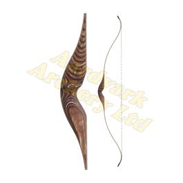 Antur One Piece Recurve - Nesta Black thumbnail