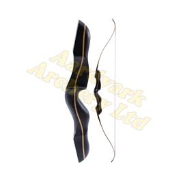 Antur Take-Down Recurve - Artus Black/Cherry Thumbnail Image 0