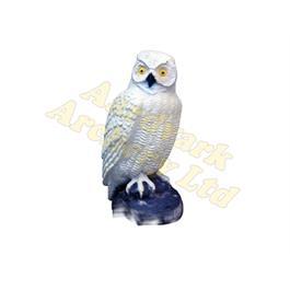 SRT Target 3D - White Owl thumbnail