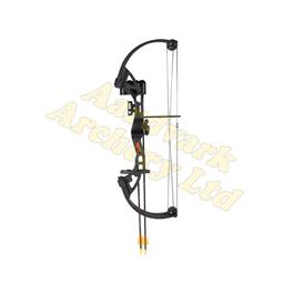Bear Youth Compound Bow Package - Brave 3 Thumbnail Image 1