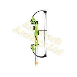Bear Youth Compound Bow Package - Brave 3 Thumbnail Image 2