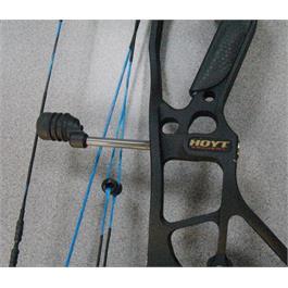 Hoyt Compound - Hyperforce L/H BlkOut 30-40lbs Thumbnail Image 9