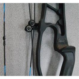 Hoyt Compound - Hyperforce L/H BlkOut 30-40lbs Thumbnail Image 10
